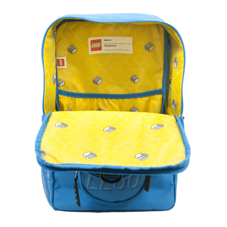 d0cfe471345 Amazon.com | LEGO Brick Backpack-Blue | Kids' Backpacks