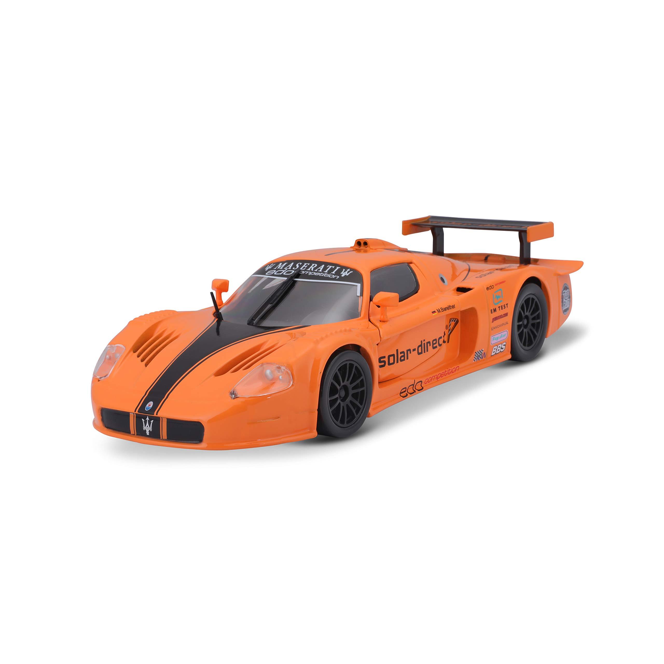 Bburago 18-21078 1:24 Maserati MC12, Orange