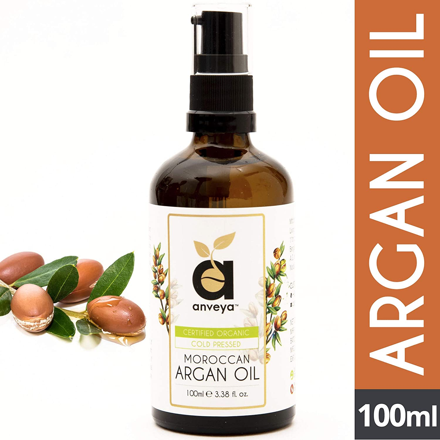 pure moroccan argan oil