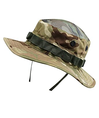 c2e8bf7676d Image Unavailable. Image not available for. Color  Kids Sun Bucket  Camouflage Summer Bucket Hat ...