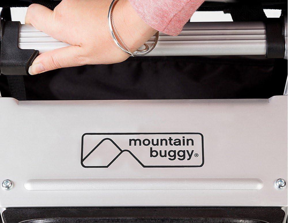 Mountain Buggy Silla de paseo urban jungle en gris