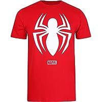 Marvel Spiderman Logo Camiseta para Hombre