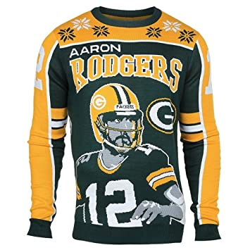 promo code 75bf6 8aeef Forever Collectibles Green Bay Packers Aaron Rodgers #12 ...