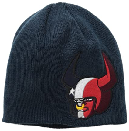 7944265cf3a Amazon.com   NFL Houston Texans Rusher Un-Cuffed Knit Cap
