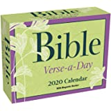 Image for Bible Verse-A-Day 2020 Mini Day-to-Day Calendar