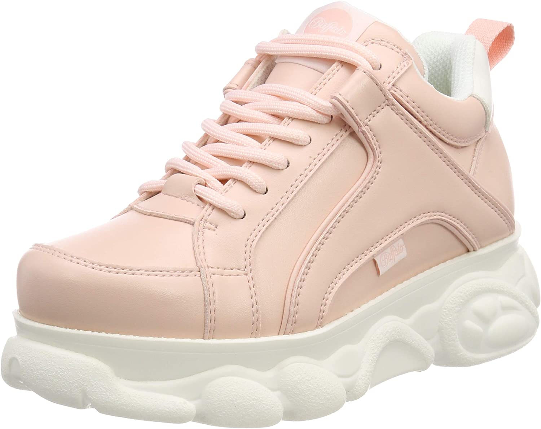 Buffalo Womens Corin Low-Top Sneakers