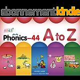 Phonics-44 (A to Z) (English Edition)