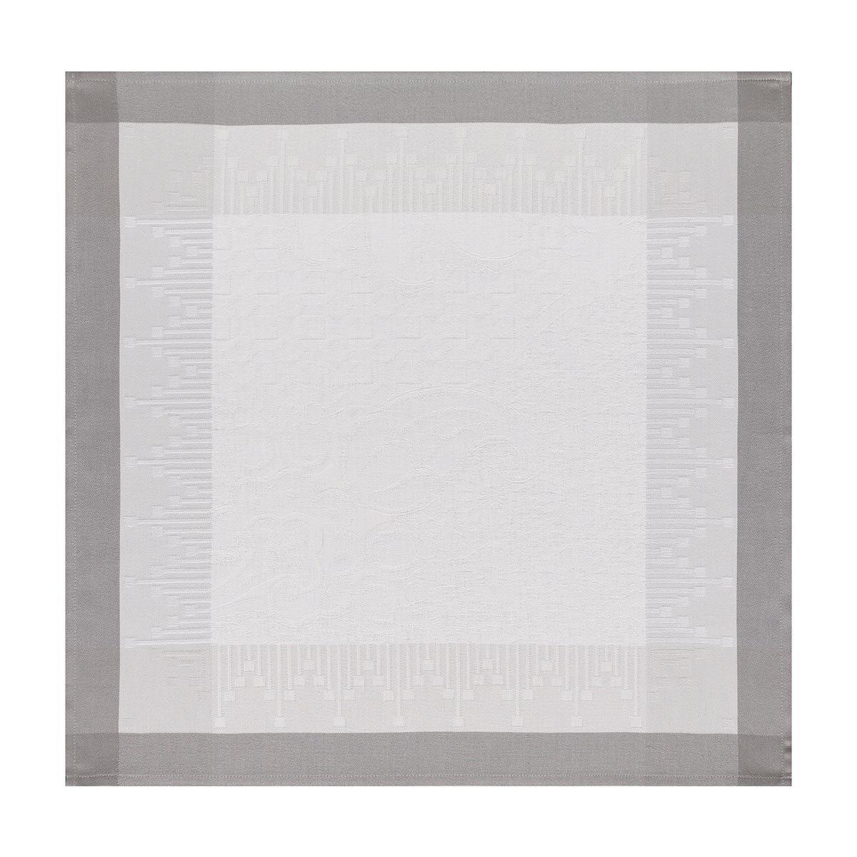 Le Jacquard Francais toalla Palacio Persa, algodón, perla, 58 x 58 cm: Amazon.es: Hogar