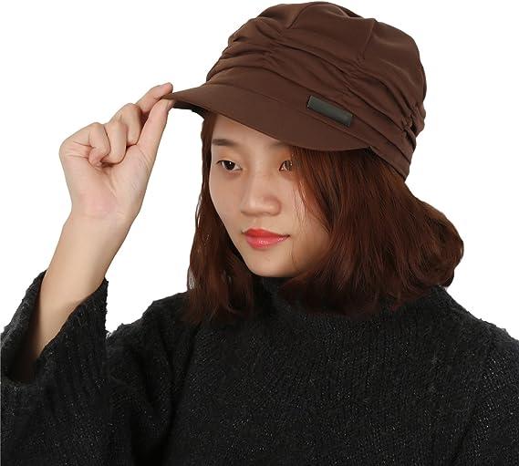 casquette femme hiver
