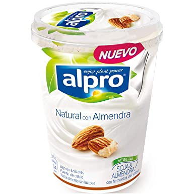 Alpro Yogur Almendras - 500 g