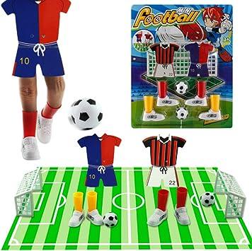 Goolsky Mini Juego de Fútbol Finger Toy Football Match Juego de ...