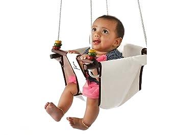 CuddlyCoo Baby Toddler Swing
