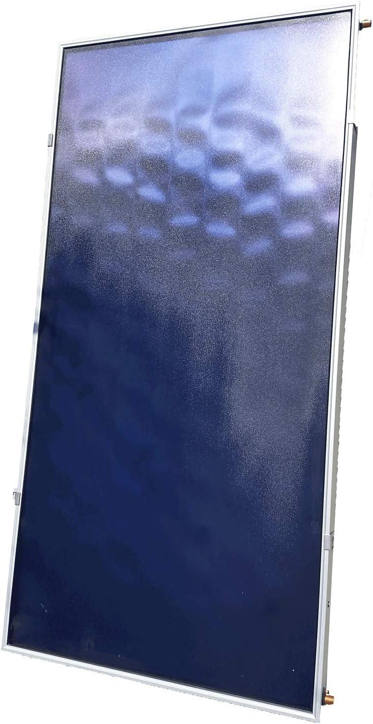 SRCC Certified - Solar Water Heater - Flat Plate Solar Collector - SB-1200D
