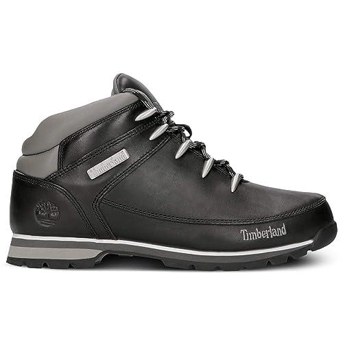 Timberland Euro Sprint Hiker - Botas de Cuero Nobuck Hombre: Timberland: Amazon.es: Zapatos y complementos
