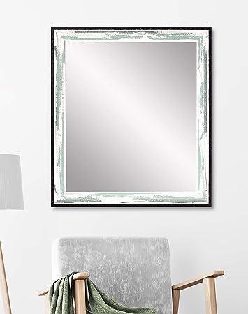 Amazon.com: BrandtWorks Espejo industrial de salvia para ...