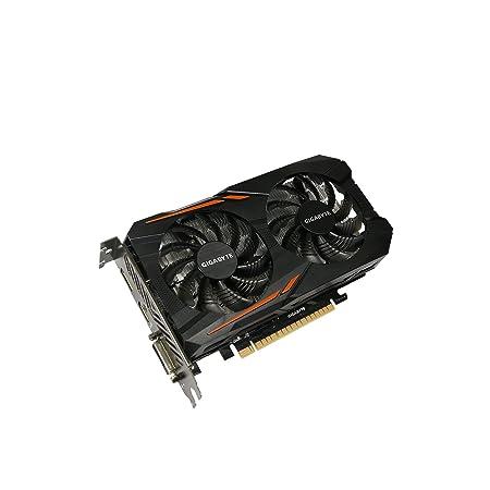 Gigabyte Geforce GTX 1050 2GB GDDR5 128 Bit PCI-E Graphic Card (GV-N1050OC-2GD)
