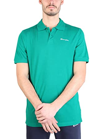 Champion Polo Verde Bosque M: Amazon.es: Ropa y accesorios