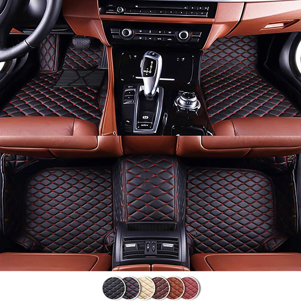 BMW 4 Series Coupe 2013 Full Set Of Car Mats Black Beige Red Blue NEW