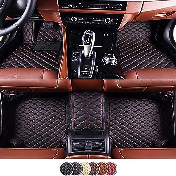 Amazon Com Veeleo 6 Colors Car Floor Mats For Alfa Romeo Stelvio