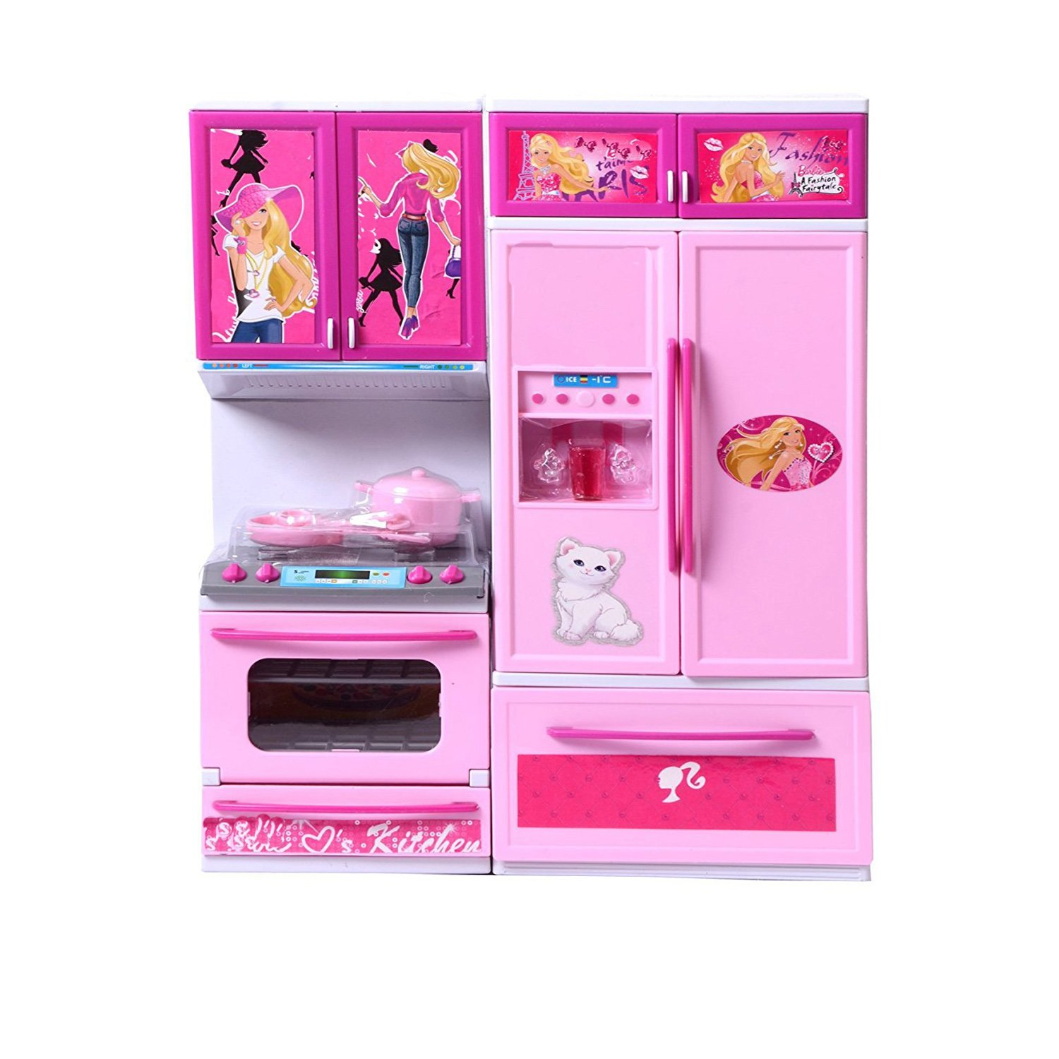Buy tabu toys world kitchen set for girls online at low prices in india amazon in