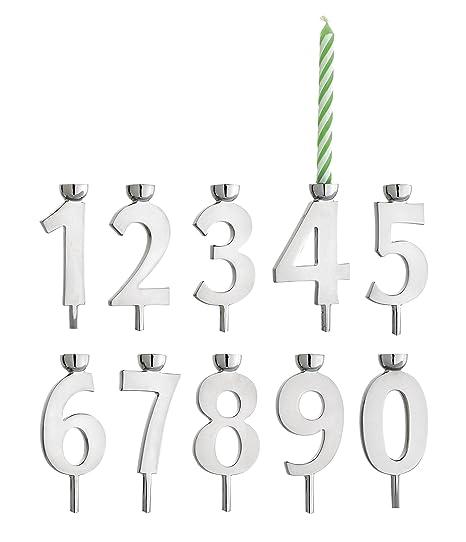 Amazon.com: Reed & Barton Lets Celebrate Candlestick ...