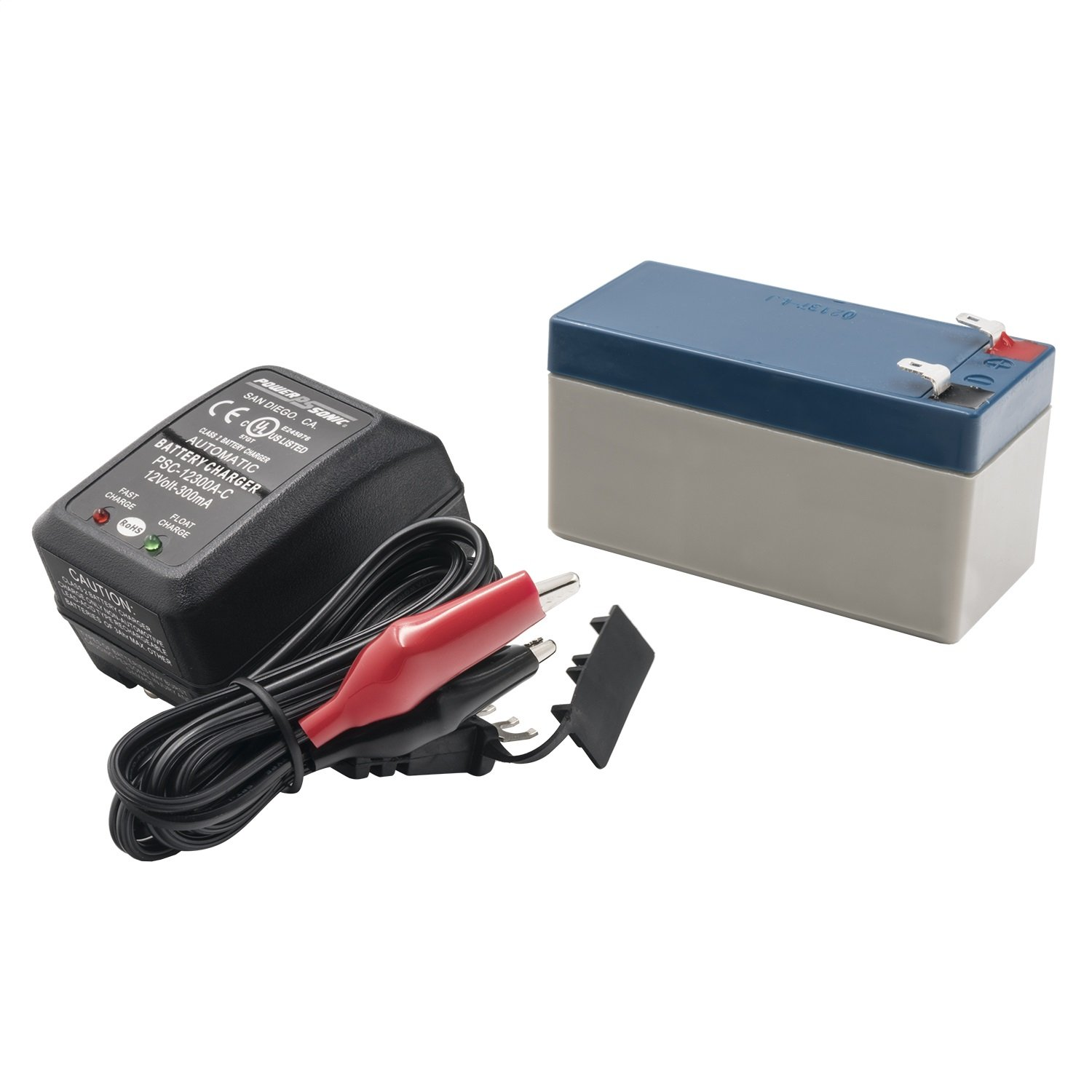 AutoMeter 9217 Extreme Environment Battery Pack And Charger Kit AGM 12V 1.4AH Extreme Environment Battery Pack And Charger Kit by Auto Meter