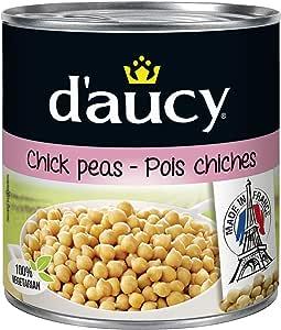 Daucy Chick Peas, 400g