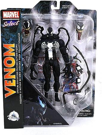 Disney Marvel Select Venom Exclusive Action Figure
