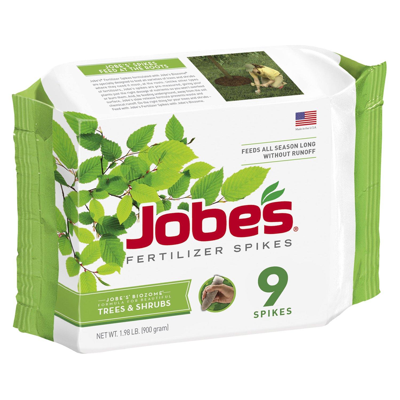 Jobe's 9-Count Trees and Shrubs Fertilizer Spikes Jobe' s 1310