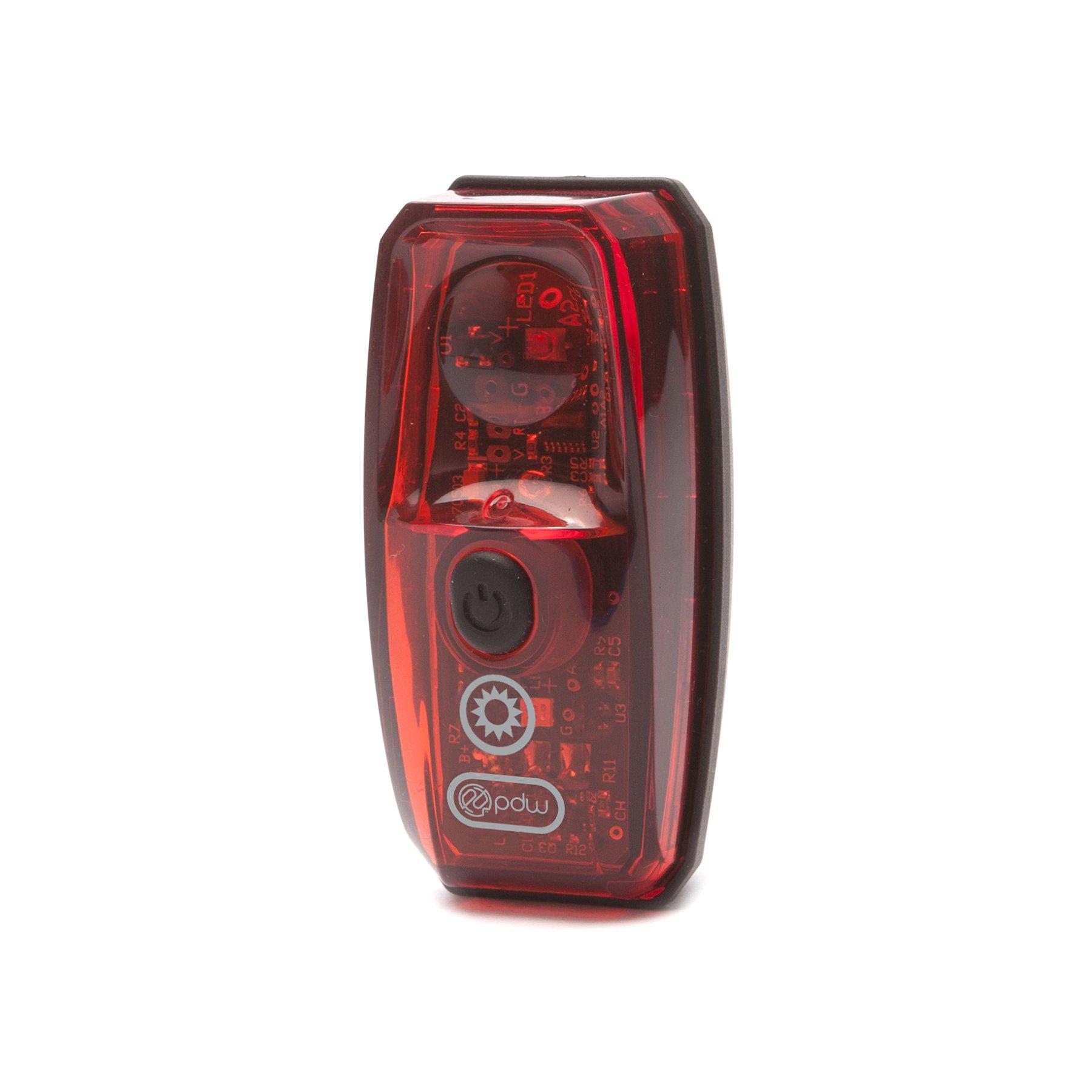 Portland Design Works Daybot 100 USB Tail Light W/Daylight Mode
