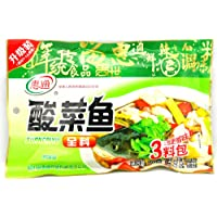 惠通酸菜鱼全料300g