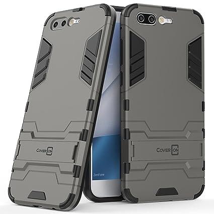 Amazon.com: ZenFone 4 Pro Case, coveron Shadow Armor Series ...