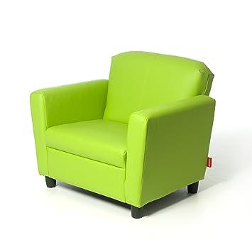 H3 Baby W160 Chester - Sillón Infantil Color Verde: Amazon ...