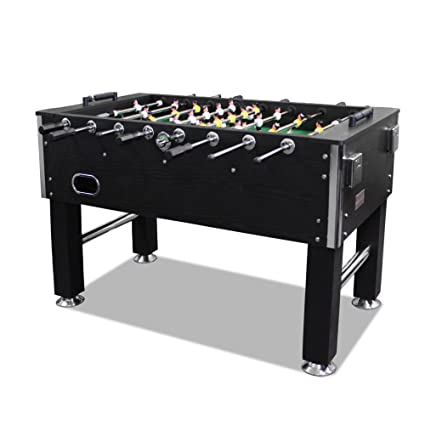 Attrayant Tu0026R Sports 60u0026quot; Soccer Foosball Table Heavy Duty For Pub Game Room With  Drink Holders