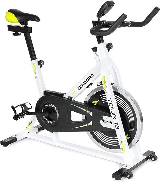 Diadora Tour 18 - Bicicleta de Spinning: Amazon.es: Deportes y ...