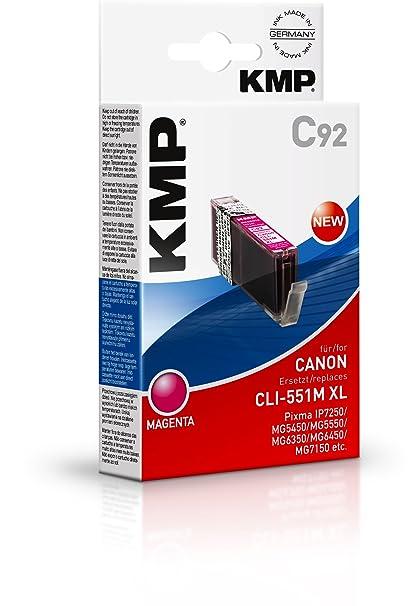 KMP C92 Magenta cartucho de tinta - Cartucho de tinta para ...