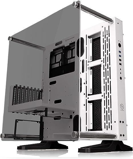 Thermaltake Core P3 TG - Caja de PC (Mid Tower, Wallmount, LCS ...