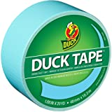 Duck Brand 240980 Color Duck Tape, Frozen Blue, 1.88-Inch by 20 Yards, Single Roll