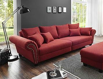 lifestyle4living Sofa, Couch, Big-Sofa, Stoffsofa, Wohnzimmersofa ...