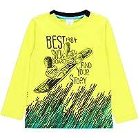 boboli Camiseta Punto Snow de niño Modelo 513144