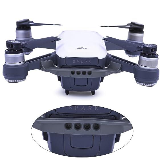 KEESIN - Tapa de batería para DJI Spark Drone con hebilla ...