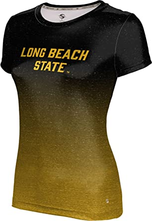 ProSphere California State University Long Beach Mens Long Sleeve Tee Bold
