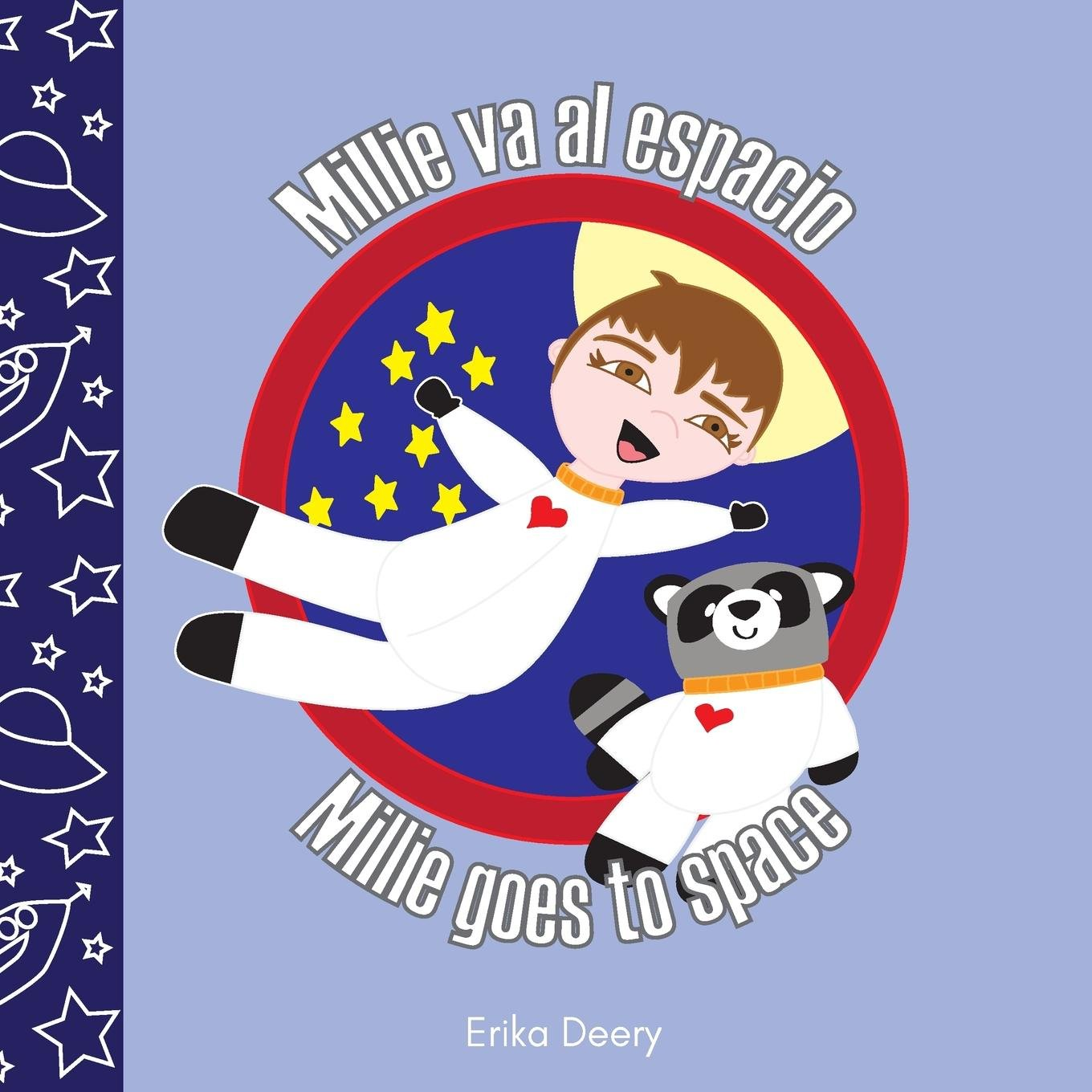 Read Online Millie Va Al Espacio/Millie Goes to Space pdf epub