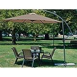 Coolaroo 10-ft. Offset Patio Umbrella -