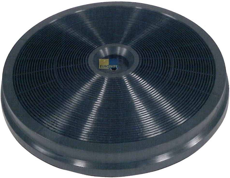 Imperial Pour des hottes aspirantes comme Zanussi Filtre charbon actif filtre 210//230/mm de diam/ètre K/üppersbusch et Ariston
