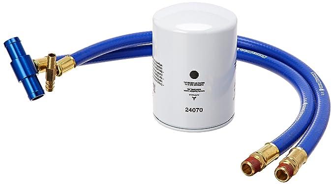 .com: sinister diesel sd-coolfil-6.0-w coolant filtration ...
