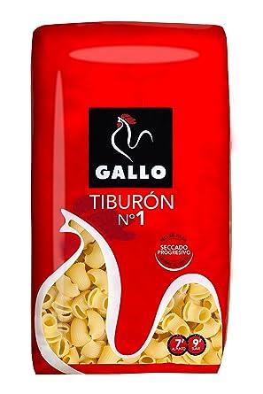 Pastas Gallo - Tiburon 1 Paquete 500 g