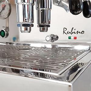 Quick Mill Rubino Nero MODELL 0981 Espressomaschinen mit Siebträger