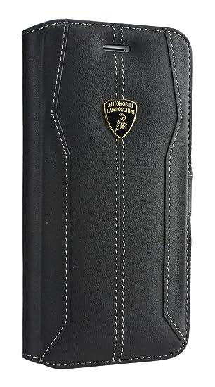 Amazon Com Lamborghini Huracan D1 Leather Ultra Slim Side Flip Case