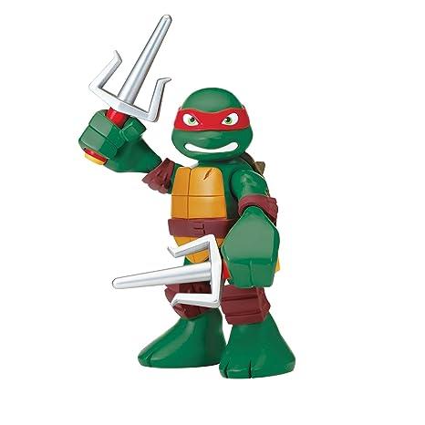 Teenage Mutant Ninja Turtles Pre-Cool Half Shell Heroes 6 ...
